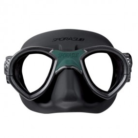 Mystic mask Black