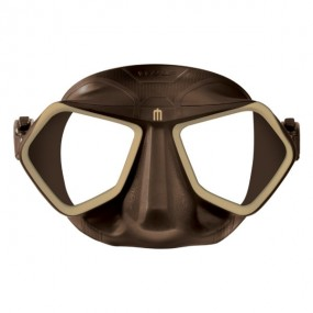 Wolf Mask Brown