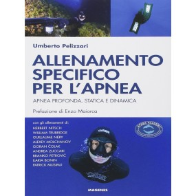 Specific training guide for apnea by Umberto Pelizzari - Italian version