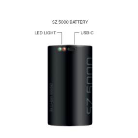 BATTERY FOR  SZ5000 TORCH