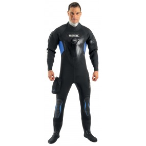 DRY PLUS MAN DRYSUIT 4 MM
