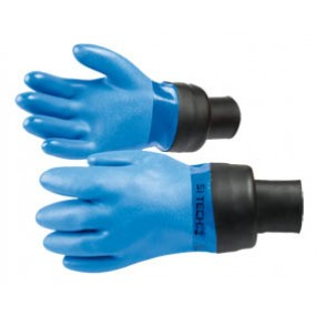 Dry Gloves With Bottle Neck Seal
