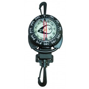Compass with Retractor