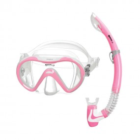 Mask + Snorkel Set Vento Junior