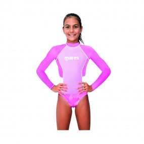Rash Guard Junior Long Sleeve Girl