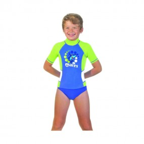 Rash Guard Kid Short Sleeve Boy