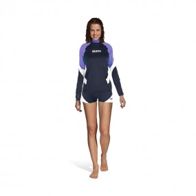 Rash Guard Loose Fit L/S She Dives