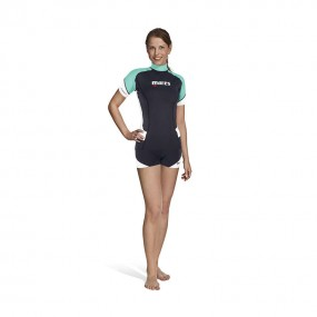 Rash Guard Trilastic Shorts She Dives