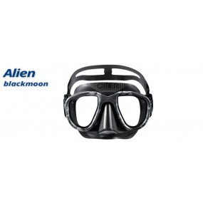 Alien Mask Black