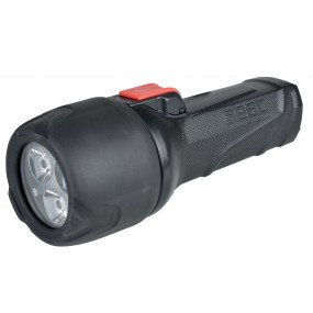 PLASTIC TORCH Q5 BLACK