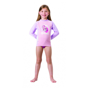 Rash Guard KID L/S GIRL