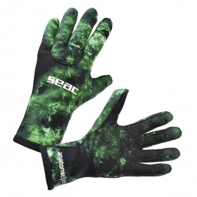 Gloves Anatomic Camo Green 3.5 mm