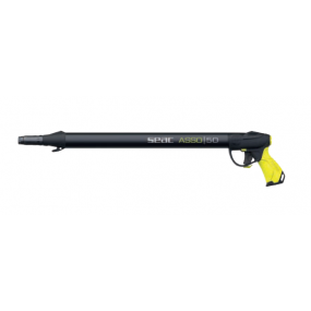 PNEUMATIC GUN ASSO YELLOW
