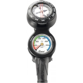 Console CP2 Compass + Pressure Gauge