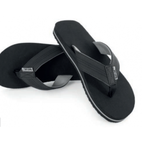 FLIP FLOP KAUAI BLACK/GREY