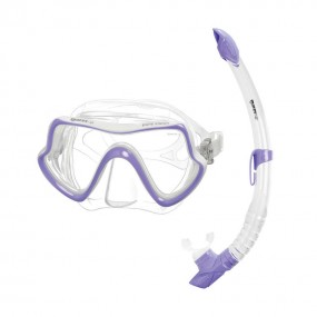 Mask + Snorkel Set Pure Vision