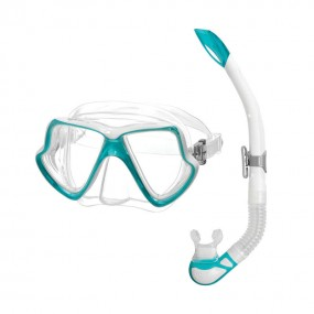 Mask + Snorkel Set Wahoo