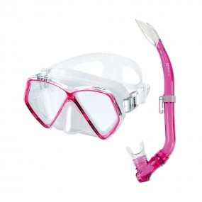 Mask + Snorkel Set Zephir Junior