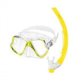 Mask + Snorkel Set Zephir