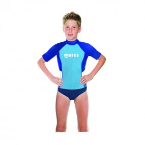 Rash Guard Junior Short Sleeve Boy