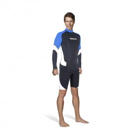 Rash Guard Trilastic Shorts Man