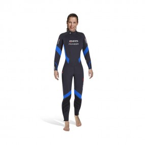 Wetsuit Monosuit Pioneer 7mm She Dives