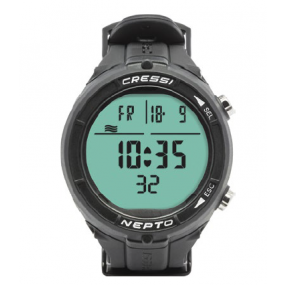 NEPTO FREEDIVING WATCH COMPUTER
