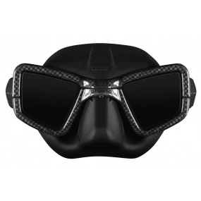 UP-M1C carbon mask + UP-NC1 nose-clip