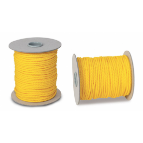 Polypropylene yellow line 50m