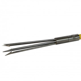 Spare threaded 5 prongsfor Polespear