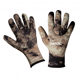 Gloves Anatomic Camo Brown 3.5 mm