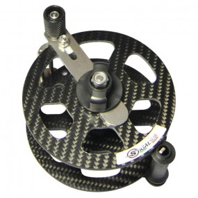 Carbon Reel Edy Ø 80