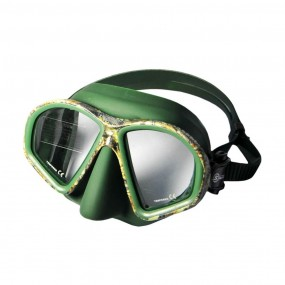 Mask Mate Green Brown Black