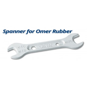 Spanner for Omer Rubber