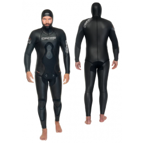 RICCIOLA MAN 2-PIECES WETSUIT 5mm