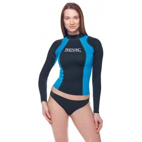 RASH GUARD WARM GUARD LONG LADY