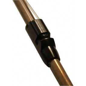 Dynamic and self lubricant slider-ring 6,5mm traditional shaft