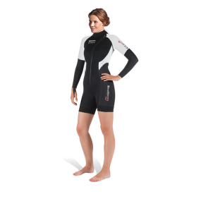 Wetsuit 2nd SKIN SHORTY She Dives