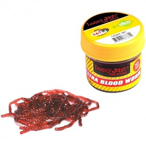 EXTRA BLOOD WORM PACKAGE XL 160PCS