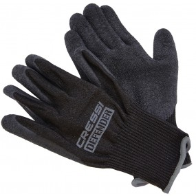 DEFENDER GLOVES BLACK 2mm