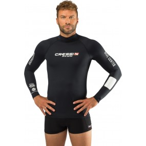 RASH GUARD MAN LONG SLEEVE DIVE CENTER