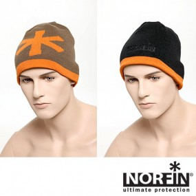 REVERSIBLE WINTER HAT NORFIN DISCOVERY