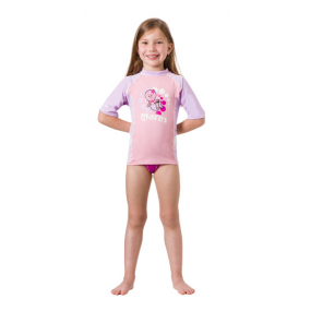 Rash Guard KID S/S GIRL