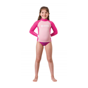Rash Guard JUNIOR L/S GIRL