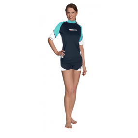Rash Guard Loose Fit S/S she dives