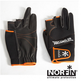 Norfin Pro Angler 3cut Gloves