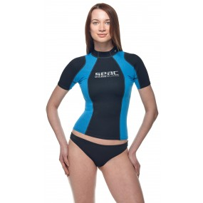 RASH GUARD WARM GUARD SHORT LADY