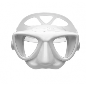 PLASMA mask white